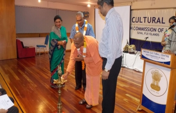 FELICITATION FUNCTION IN HONOUR OF RAMAKIRSHNA MISSION FIJI